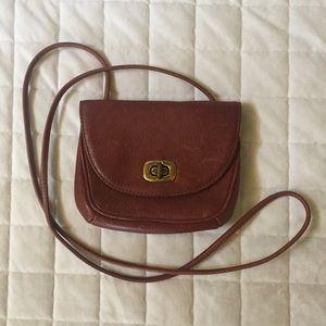 Sweet little leather purse